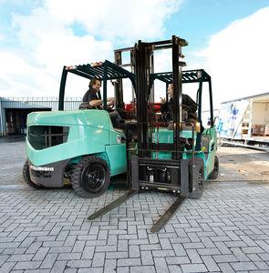 carrello elevatore diesel