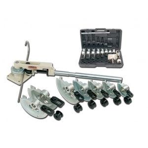 curvatrice manuale / per tubi / per profilati / meccanica