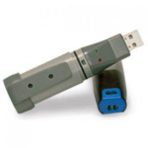 registratore di dati di portata / USB