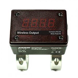 misuratore di portata massico / termico / per aria compressa / digitale