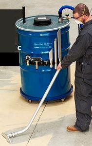 aspirapolvere / ad aria compressa / industriale / con filtro HEPA