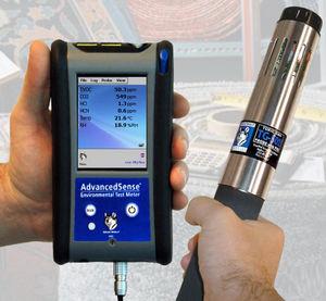 rivelatore di composti organici volatili / di gas / PID / elettrochimico