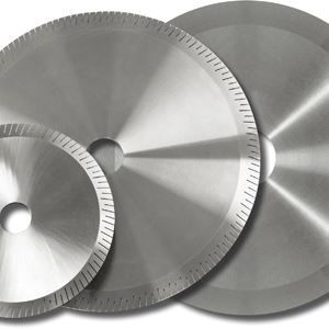 lama per sega circolare / per troncare / al diamante / per acciaio