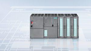 PLC modulare