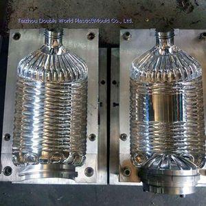stampo di soffiaggio multi cavità / per bottiglie PET / per l'industria dell'imballaggio / per il settore aeronautico