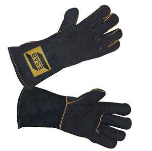 guanti di saldatura