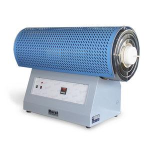 forno tubolare / elettrico / in atmosfera controllata / per alta temperatura