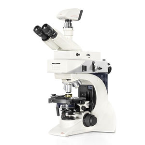 microscopio per analisi / per ispezione / da ricerca / metallurgico