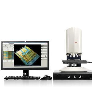 microscopio di metrologia