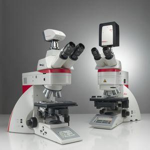 microscopio da laboratorio / digitale / dritto / a fluorescenza