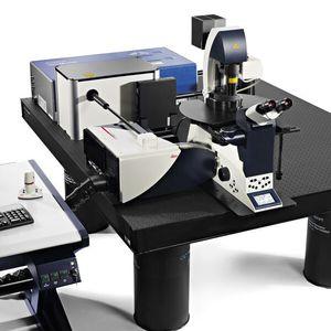 microscopio da laboratorio / educativo / Raman / confocale