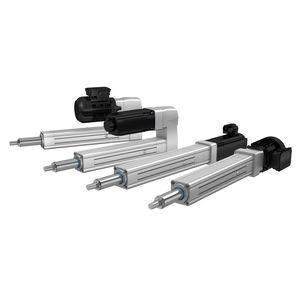 servo-cilindro elettrico / con vite a sfere / di precisione / di posizionamento