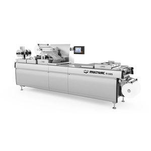 termoformatrice alimentata a rullo / per imballaggi con MAP / automatizzata / industriale