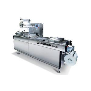 termoformatrice alimentata a rullo / per imballaggi / automatizzata / compatta