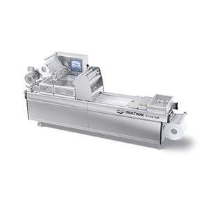 termoformatrice alimentata a rullo / per imballaggi / per imballaggi con MAP / automatizzata