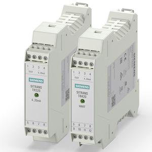 trasmettitore di temperatura su guida DIN