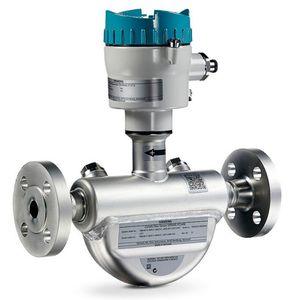 misuratore di portata massico / ad effetto Coriolis / per acqua / RS485