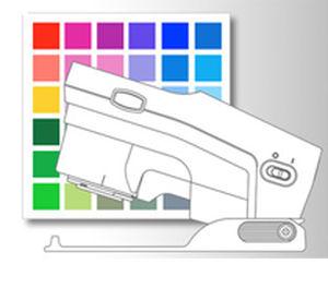 software di gestione / di misura / di regolazione / di colore