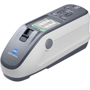 spettrofotometro di misura / a colori / portatile / a sfera