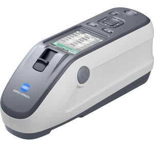 spettrofotometro a colori / portatile / per misurazione di colore / a sfera