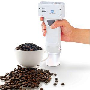 colorimetro portatile / per l'analisi del colore / per caffè torrefatto / per l'industria agroalimentare