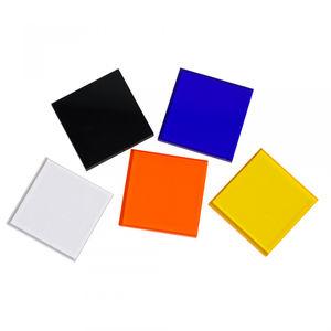 filtro ottico passa-alto / passa-basso / in vetro / di bilanciamento