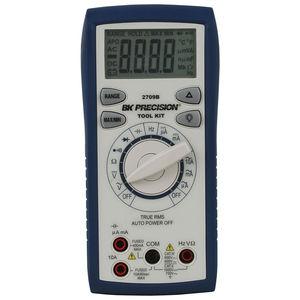 multimetro digitale / portatile / 1000 V / 10 A