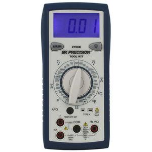 multimetro digitale / portatile / 1000 V / 200 mA