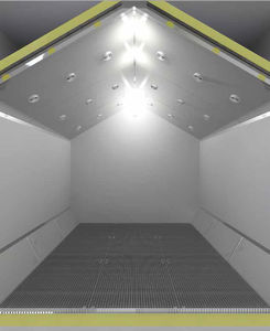 camera per test di corrosione