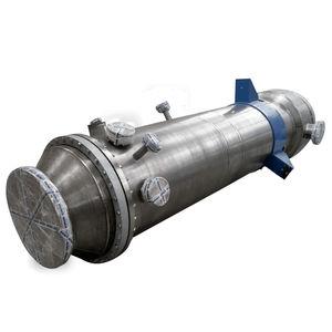 scambiatore di calore a fascio tubiero / liquido/liquido / aria-acqua / aria-olio