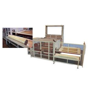 avvolgitrice automatica / di pellicola / per materiale non tessuto / di carta