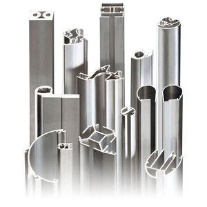 estrusione di metallo / alluminio / per profilati / per tubi