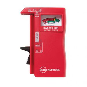 banco di carico/scarico per batteria