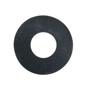 guarnizione piatta / rotonda / in gomma / tagliata