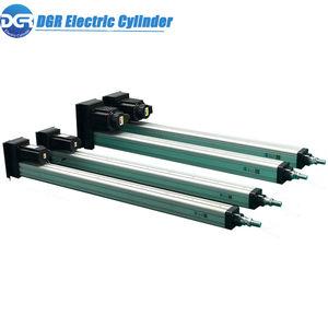 servoattuatore lineare / elettrico / con vite a sfere / in struttura leggera