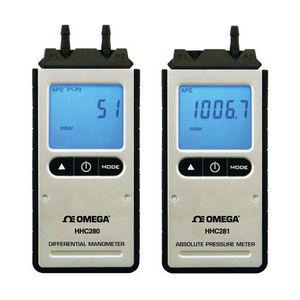 manometro con display LCD / differenziale / per gas / per HVAC
