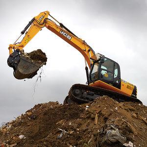 escavatore di grandi dimensioni