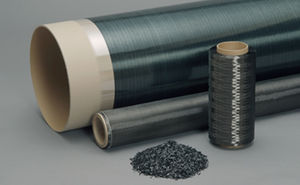 prepreg in fibra di carbonio