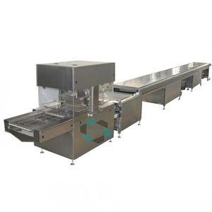 macchina per rivestimento di cioccolato / per il settore agroalimentare