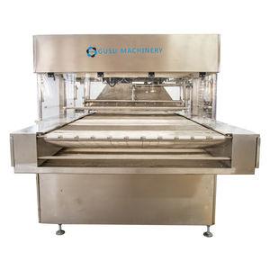 macchina per rivestimento di cioccolato