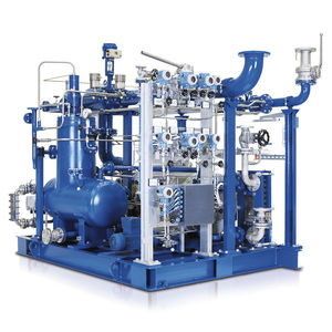 gruppo compressore per biogas