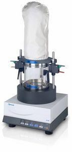 essiccatore a letto fluido / discontinuo / da laboratorio / per l'industria farmaceutica