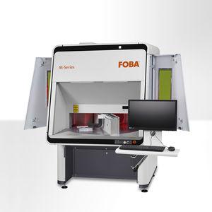 macchina di marcatura laser / automatizzata / con tavola rotante