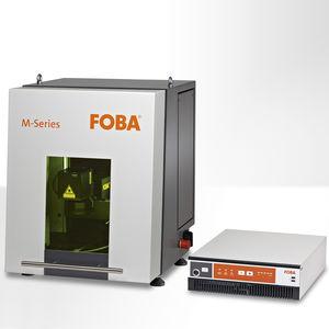 macchina di marcatura laser a fibra / laser pulsato a fibra / benchtop / portatile