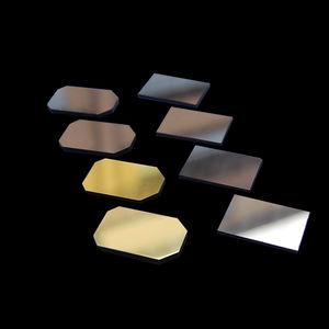 specchio ottico / piano / in vetro BK7 / laser