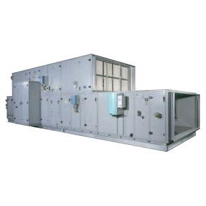 centrale di trattamento aria orizzontale / per camera bianca / per ospedale / a flusso semplice