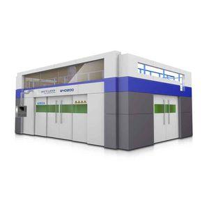 macchina da taglio laser 3D
