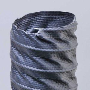 condotto d'aria flessibile / in tessuto / in poliestere / in termoplastica