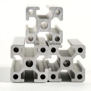 estrusione di metallo / alluminio / per il settore dell'edilizia / per applicazioni automotive