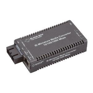 convertitore di media / multimediali gigabit / di potenza / su guida DIN